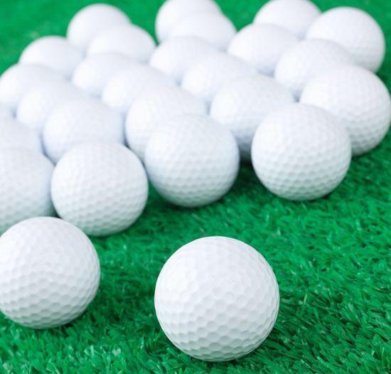 Customized Printing Logo Promotion Gift Training/Tournament 2/3/4 Layer Golf Balls