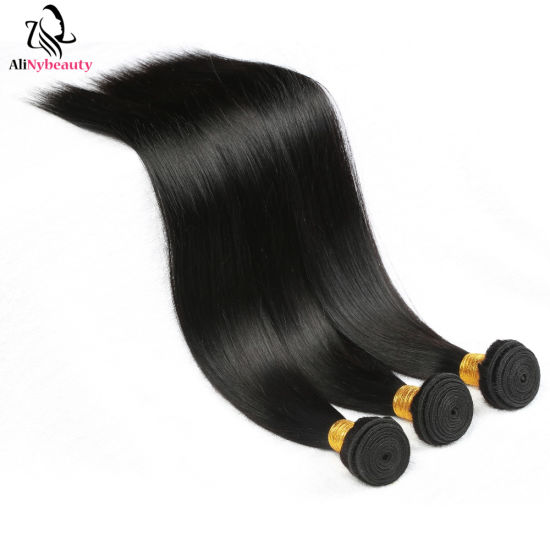 Free Sample Cheap Natural Mink Raw Brazilian Virgin Best Cuticle Aligned 100% Human Hair Weft