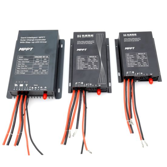 High Quality IP68 Solar Street Lighting Controller