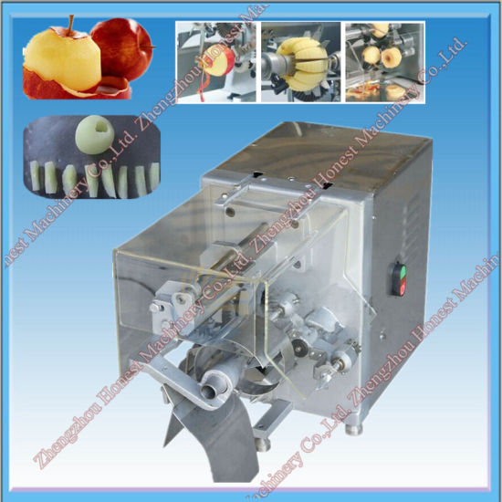 Electric Fruit Peeler Machine / Professional Exporter of Apple Peeler Corer Slicer pictures & photos