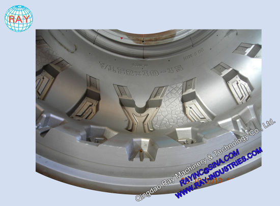 Two Piece Mold of Solid Tyre/Tire Casting Mould pictures & photos