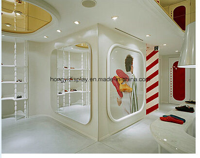 Hotsale Ladies Shoes Store Display, Retail Display Fixture pictures & photos