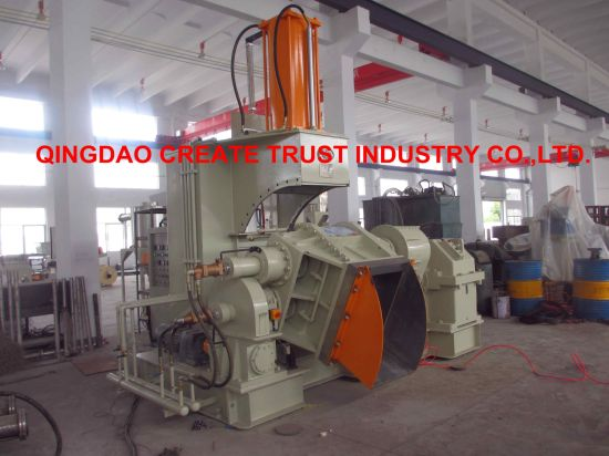China Advanced Hot Sale Plastic & Rubber Kneader/Dispersion Kneader (CE/ISO9001) pictures & photos