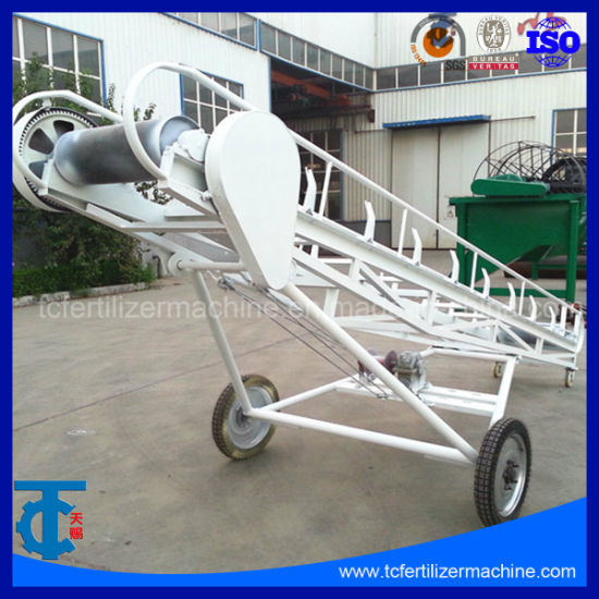 Mini Fortable Conveyor Belt Machine for Production Line