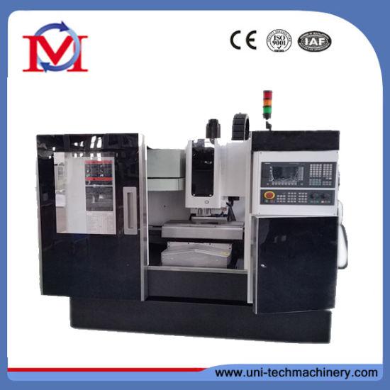 China Xk7125 Mini CNC Milling Machine - China Mini CNC Milling