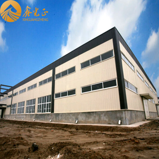 Pre-Engineering Steel Structure Plant (SSW-14782)