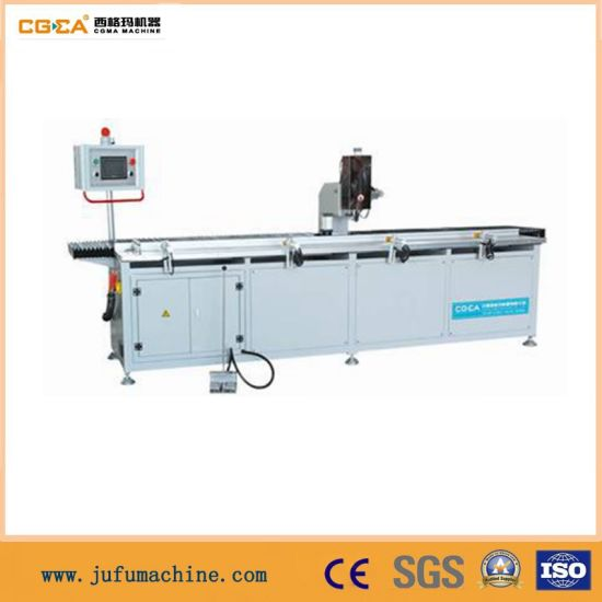 PVC Window Drilling Machine with One Head pictures & photos