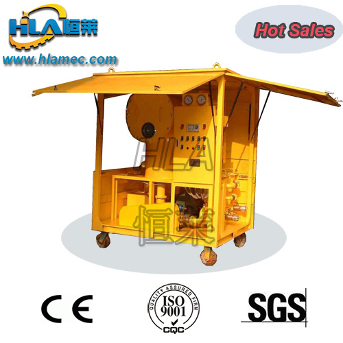 Mobile Type Transformer Oil Filtration Equipment pictures & photos