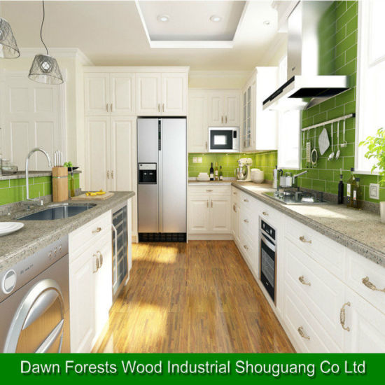 New Design Kitchen Cabinet Furniture pictures & photos