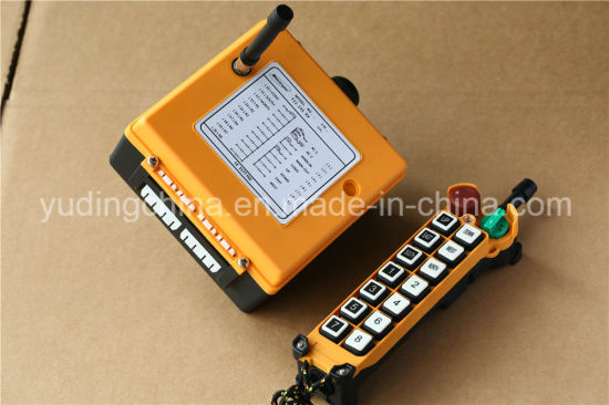 China Webcam with Industrial Remote Control F21-14s - China