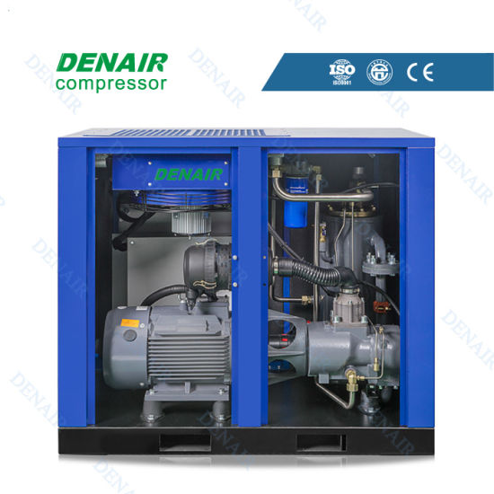 37kw Affortable Industrial Silent Air Compressor for Grid Blasting pictures & photos