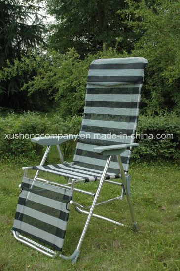 Adjustable Beach Chair Luxury Folding Chair Camping Chair pictures & photos