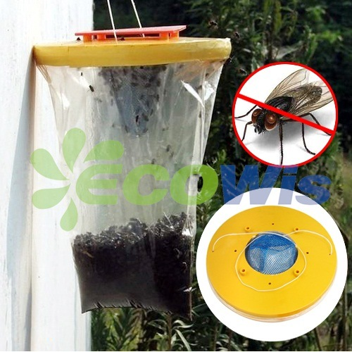 Effective Non-Toxic Fly Catcher China Manufacturer (HT5059)