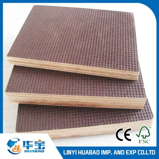 Waterproof Ply Wood for Constructions pictures & photos