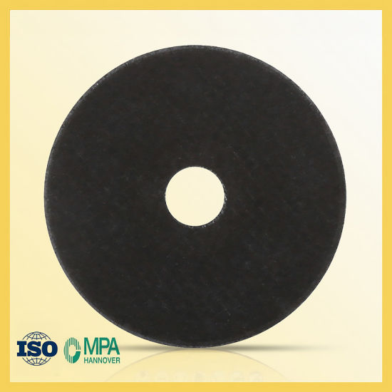 "4.5"" Abrasive Depressed Center Steel Cutting Wheel pictures & photos"