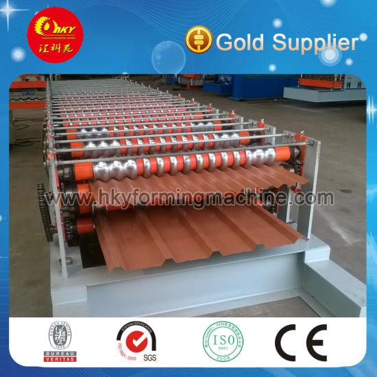 Corrugated Panels Making Machine for Steel Tile