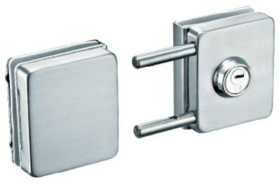 China Glass Double Sliding Door Lock Fs 242 China Sliding Door