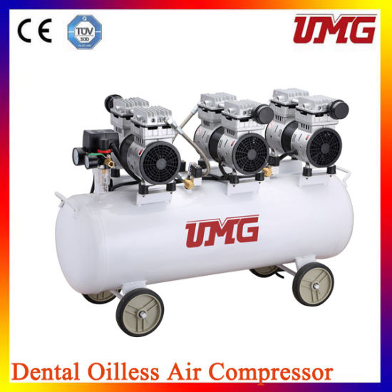 China Wholesale High Quality Oil Free Dental Air Compressor pictures & photos