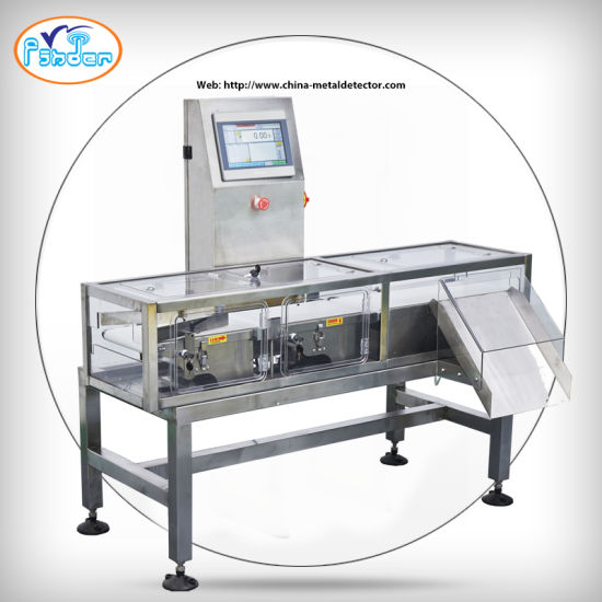 Conveyor Check Weigh Online Weigh Check for Industry pictures & photos