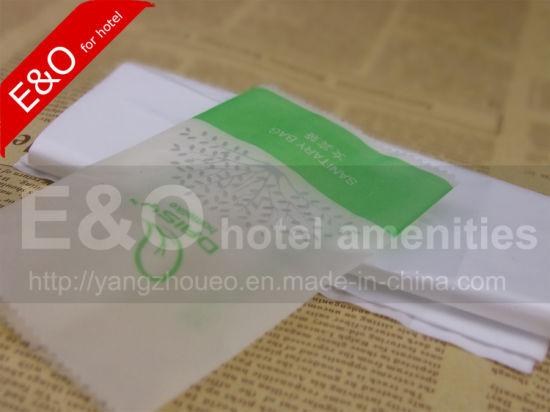 Disposable Hotel Plastic Sanitary Bag