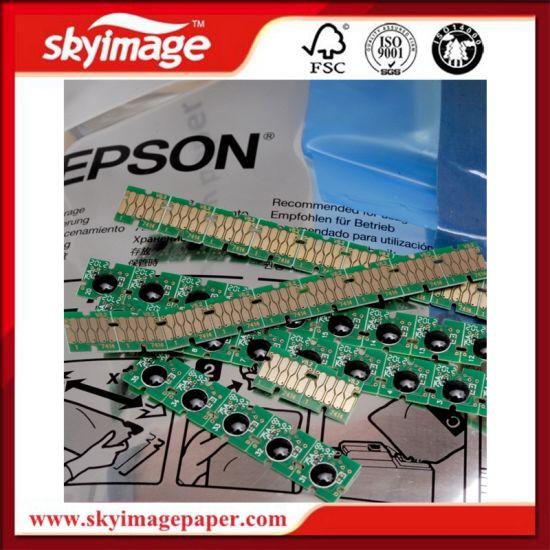 Four Colors (C M Y BK) Compatible Cartridge Ink Chip for Epson Printers