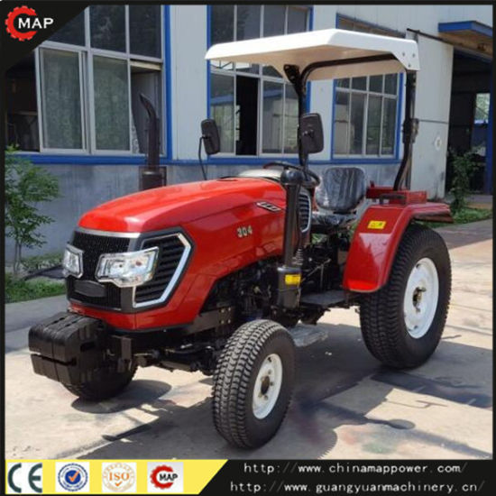 Chinese Garden Farm 30hp Agricultural Tractor Pictures Photos