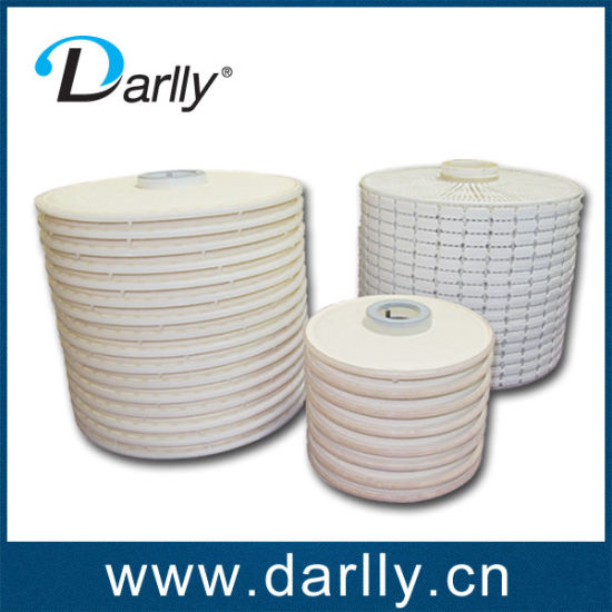 Depth-Stack Filter Cartridge for Wine Industry