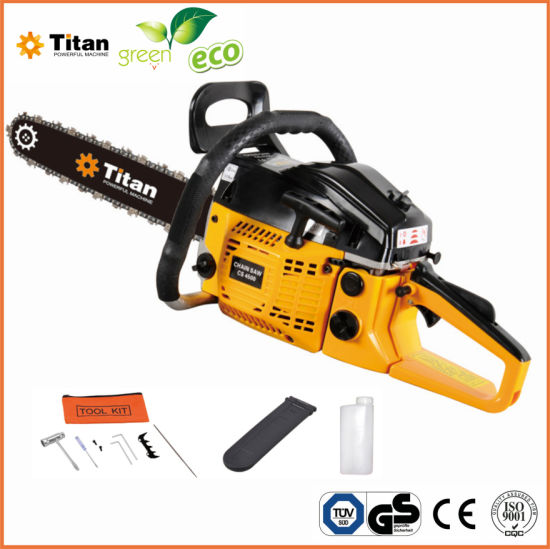 45cc Gasoline Chain Saws with CE (TT-CS4500) pictures & photos