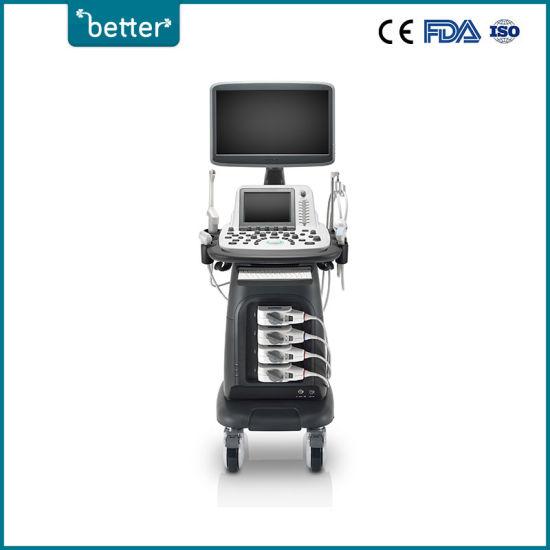 Professional Sonoscape S22 Color Doppler 4D Ultrasound Scanner System China