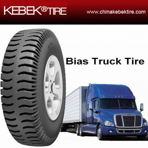 New Nylon Bias Truck Tire 1200-20 pictures & photos