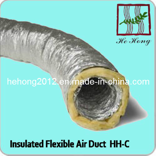 Aluminum Flexible Insulated Air Duct (HH-C)