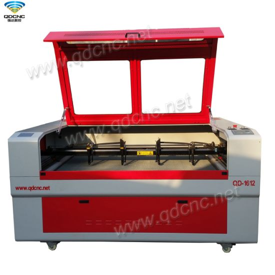 Four Laser Head CNC Cutting Engraving Machine with DSP Controller Qd-1610 -4