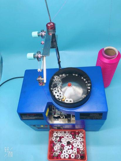 Pneumatic Bobbin Winder for embroidery Machine Thread Coil Winding Machine