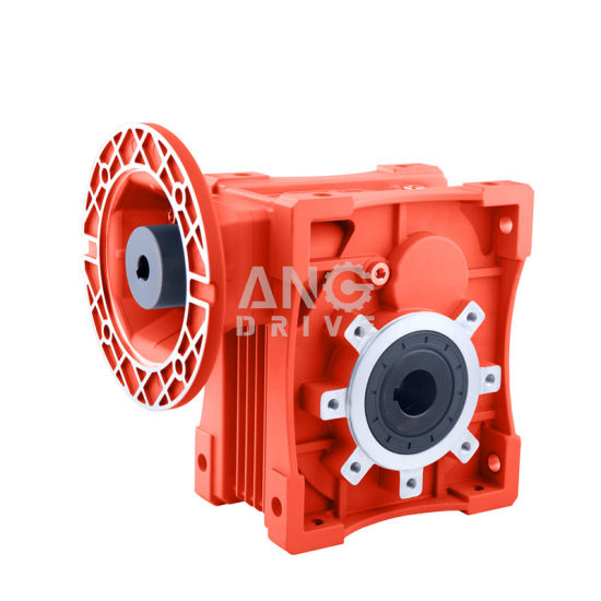 Hypoid Right Angle Bevel Helical High Efficiency Speed Reducer Gearbox