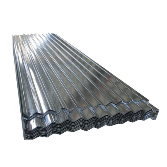Building Material Galvanized Metal Corrugated Roofing Sheet