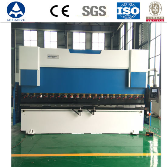 CNC Hydraulic Press Brake Automatic Operate /Sheet Metal Hydraulic Bending Machine (WE67K-170T/3200)