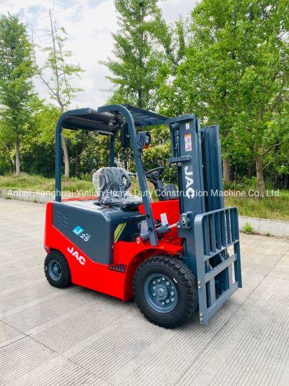 JAC Electric Forklift / Cpd25j/ Lithium Battery Forklift