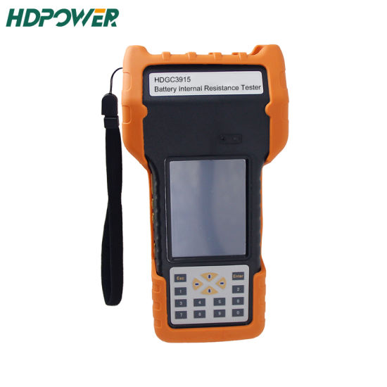 Fast Battery Tester for Battery Condition Battery Internal Resistance Test Impedance Test Battery Internal Resistance Meter Battery Resistance and Voltage Test