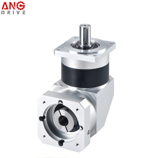 High Efficiency 90 Degree Servo Step Motor Precision Right Angle Planetary Gearbox, Planet Reducer