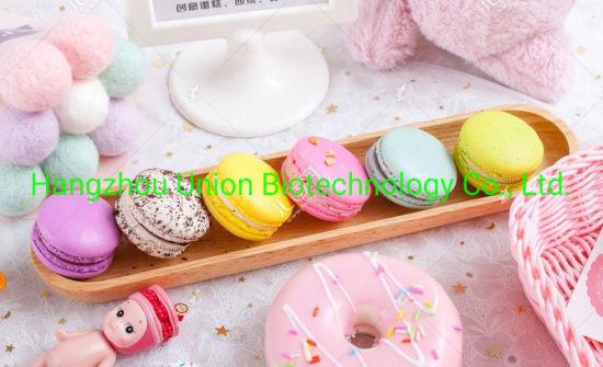 Food Colouring Macarons Lemon Yellow Betainer, Azorubine, Ponceau 4r, Erythrosine CAS 5281-04-9