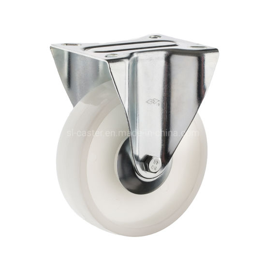 Industrial Fixed Type Roller Bearing Castors