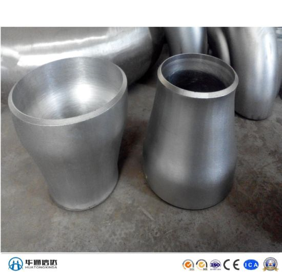 Seamless Reducer Stainless Steel Pipe Fitting