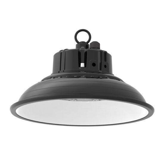 High Efficiency 160lm/W PF 0.95 CRI 80 UFO LED High Bay Light for Factory/Shop/Warehouse (CHZ-HB21)