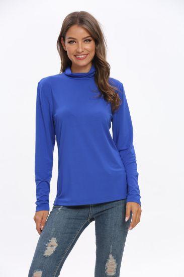 Guangzhou Ladies Clothing Women Soft and Comfortable Shirts