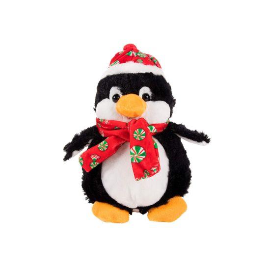 Christmas Stuffed Penguin Standing Animal Ce Children Soft Plush Toy