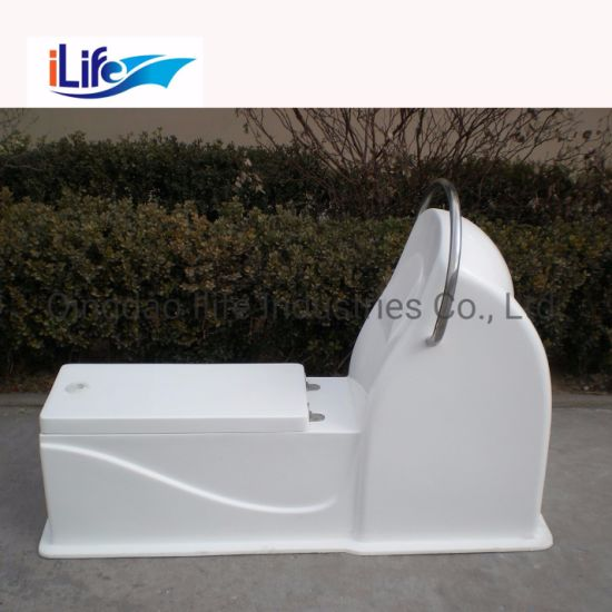 Ilife Fiberglass Material Center Console and Seat Available/Boat Accessories Sport Fishing Yacht