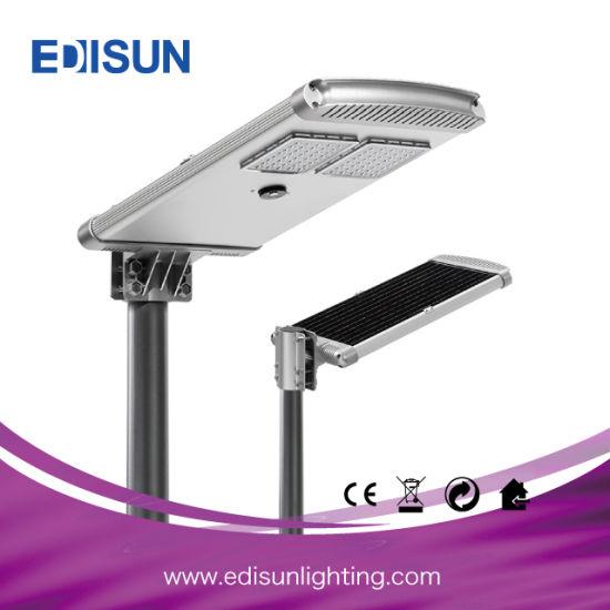 Energy Saving Lamp All in One Integrated 20W 25W 30W 40W 50W 60W 70W Solar Street Light