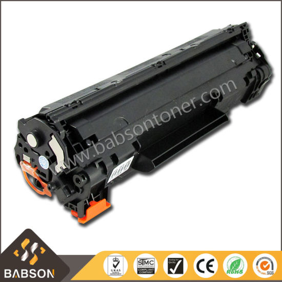 No Waste Powder Black Universal Compatible Toner Cartridge CB435A/35A pictures & photos