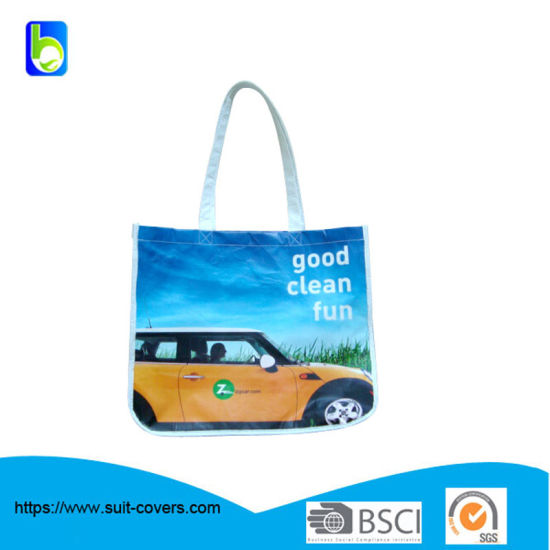 Laminated Non Woven Bag for Advertising pictures & photos