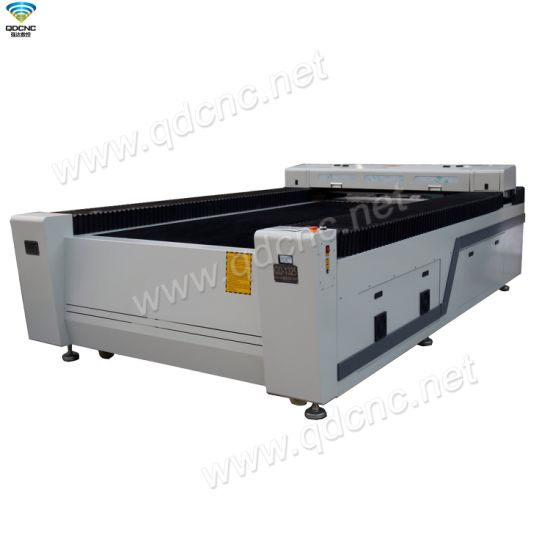 Laser Cutting Machine for Wood / 80W 100W 150W 180W Wood CO2 Laser Cutter for MDF, Acrylic, Wood, Leather Qd-1325 Laser Equipment/ China Laser Cutter CNC